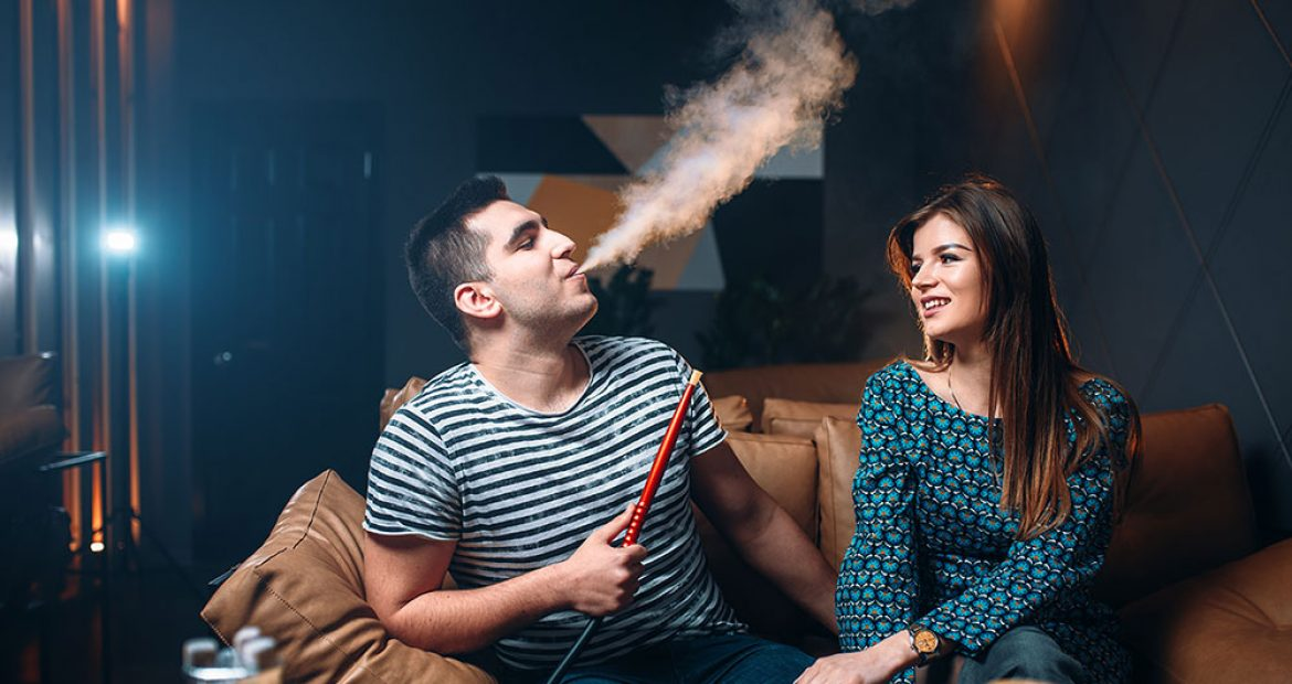 3 Steps for enjoying the perfect Hookah smoking experience