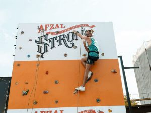 afzal strong festival adventure sports