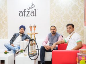 3 Day Afzal event