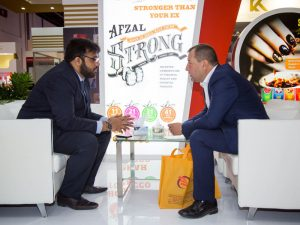 afzal strong event