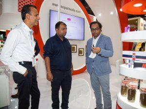 sopariwala exports exhibit