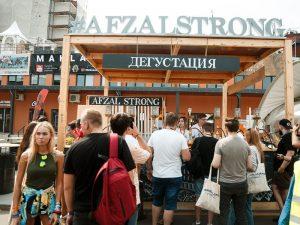 afzal strong festival hookah