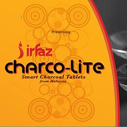 irfaz charco lite charcoal tablets