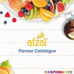 Afzal Flavour Catalogue