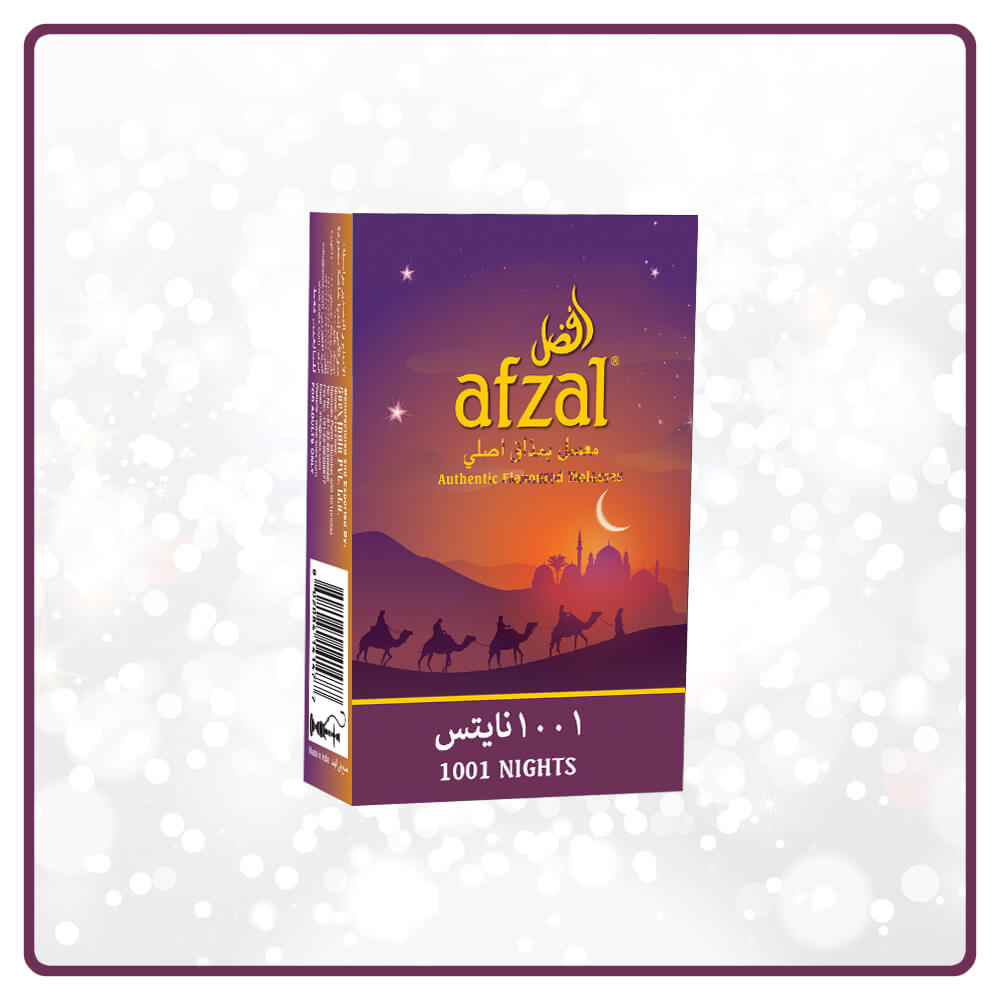 afzal 1001 Nights