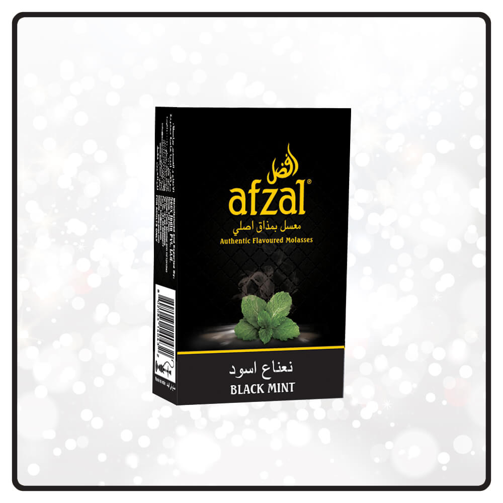 afzal Black Mint