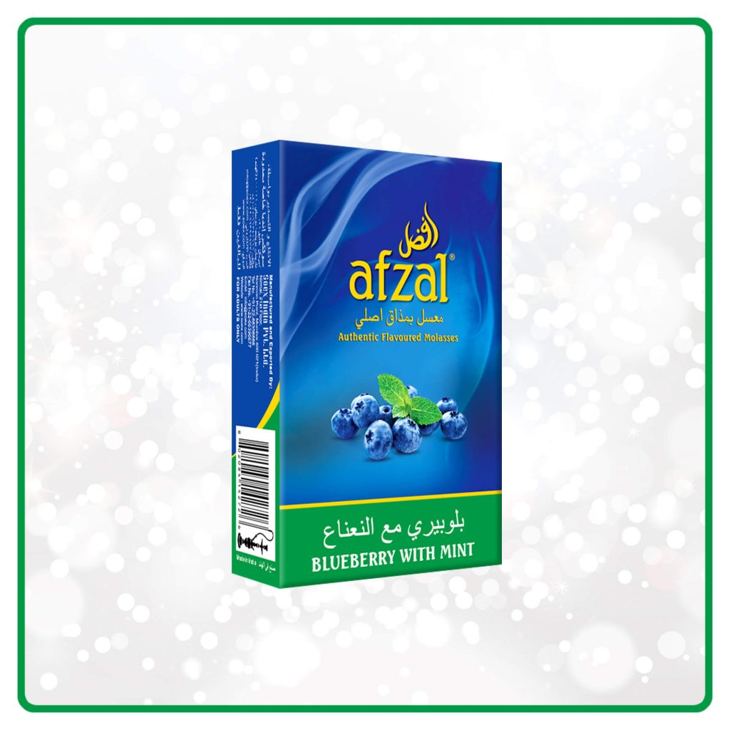 afzal Blueberry With Mint