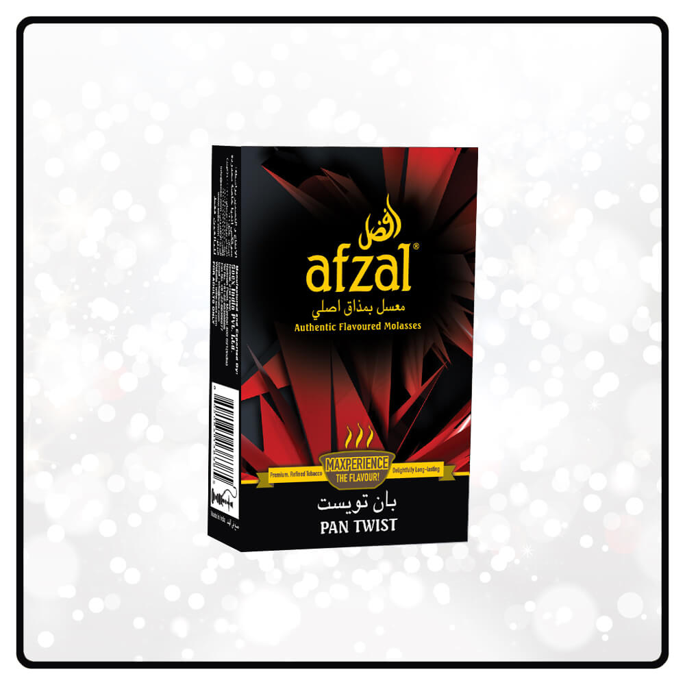 afzal Pan Twist